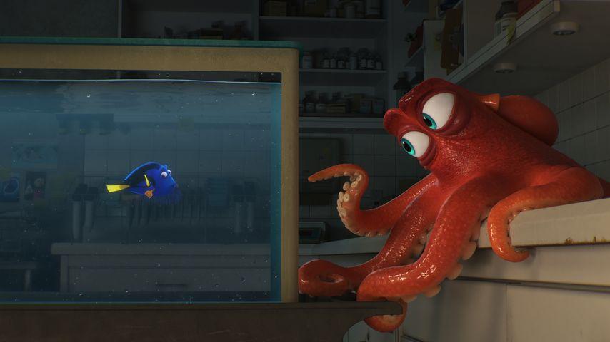 """Nemo & Co. sind zurück: Neuer Trailer zu """"Findet Dorie"""""""
