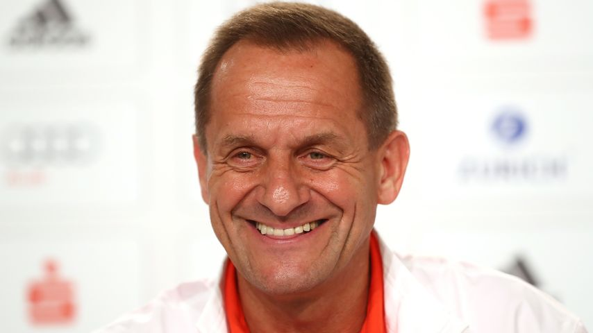 DOSB-Präsident Alfons Hörmann