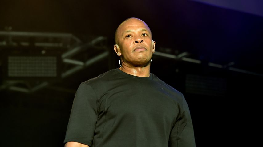 Dr. Dre beim Coachella Valley Music & Arts Festival, 2016