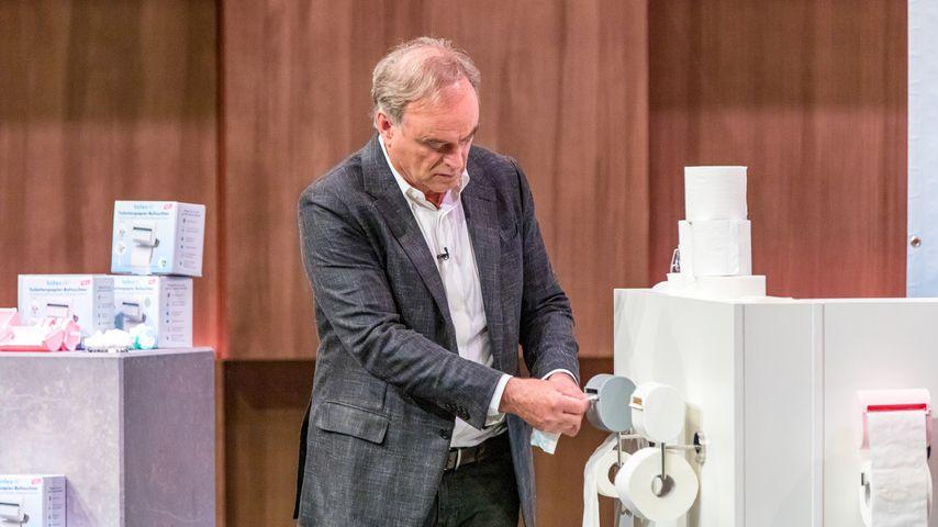 """Dr. Georg Kofler testet Bideo bei """"Die Höhle der Löwen"""""""