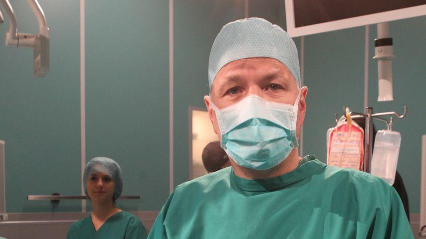 """Dr. Roland Heilmann (Thomas Rühmann) in """"In aller Freundschaft"""""""
