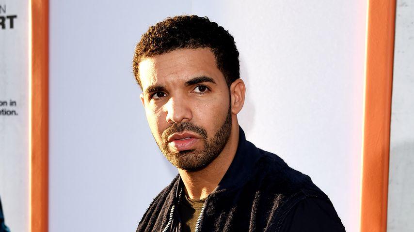 """Drake bei der Premiere von """"Get Hard"""""""