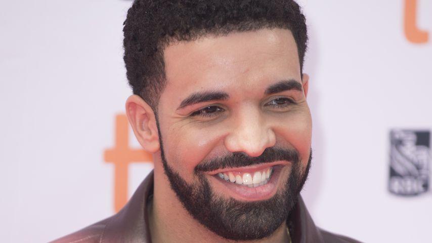Rapper Drake in Toronto, 2017