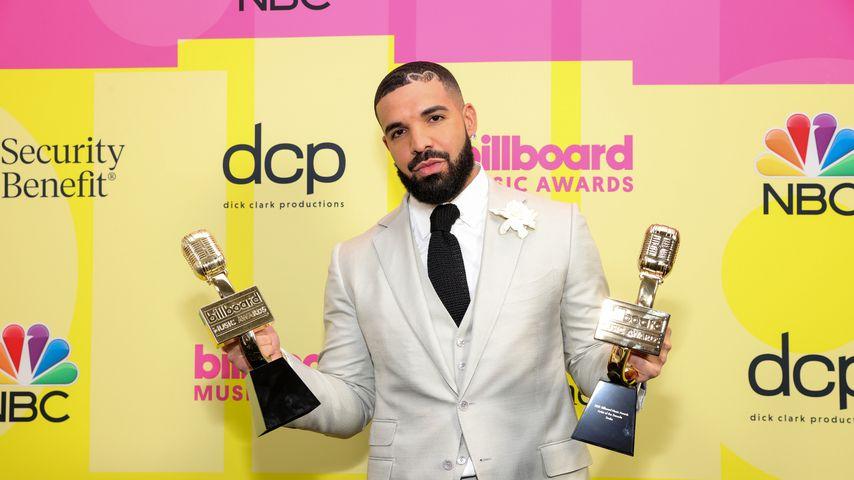Drake im Mai 2021 in Los Angeles