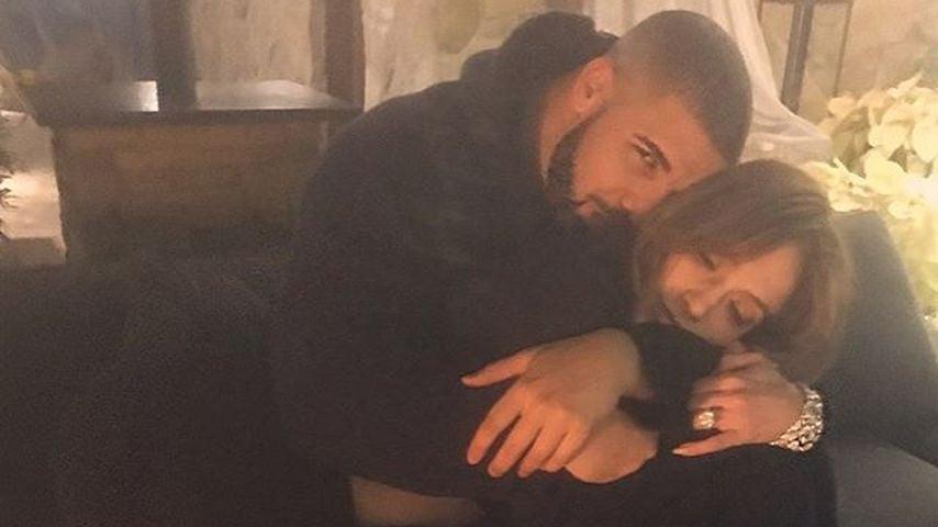 Drake und Jennifer Lopez