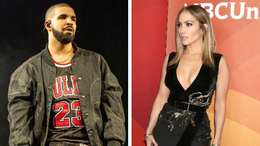 Drake schickte J. Lo betrunken SMS: Will er sie etwa zurück?