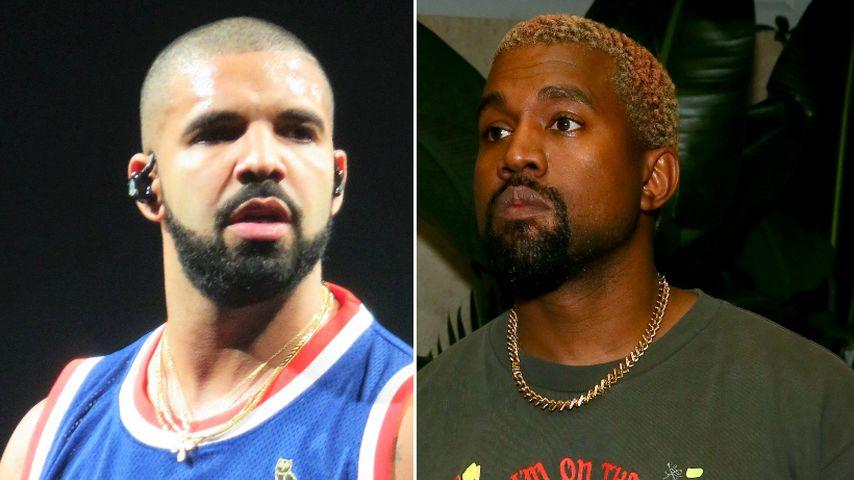Nach Disstrack: Hat sich Drake bei Kanye West entschuldigt?