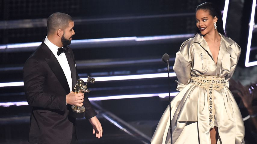 Drake und Rihanna bei den MTV Video Music Awards 2016 in New York City