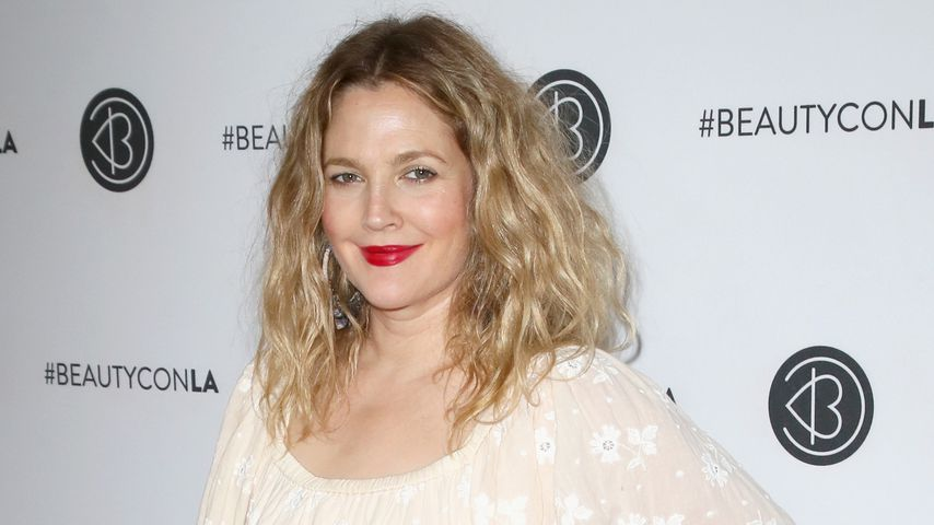 Drew Barrymore auf dem Beautycon Festival in Los Angeles