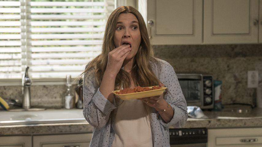 """Drew Barrymore, Produzentin und Darstellerin der Serie """"Santa Clarita Diet"""""""