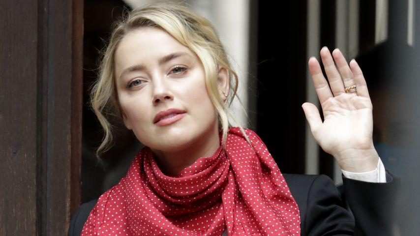 Bodycam-Aufnahmen: Polizei ermittelt gegen Amber Heard