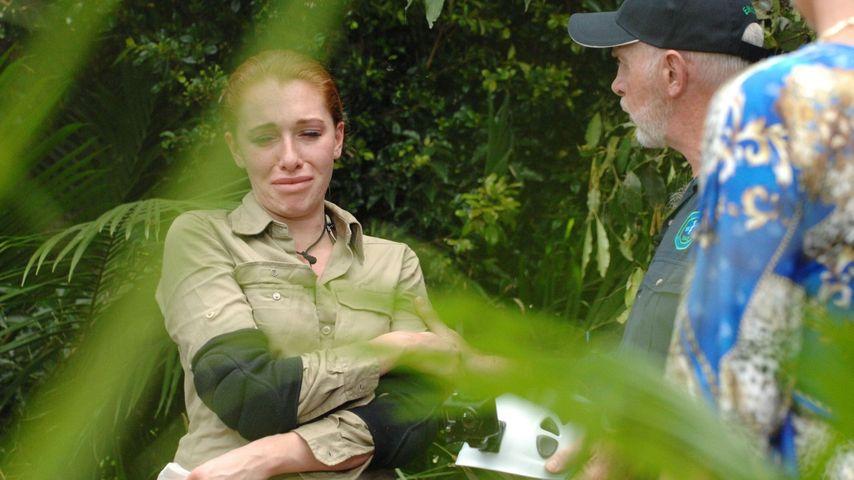 Zu viel Angst: Georgina bricht Dschungelprüfung ab