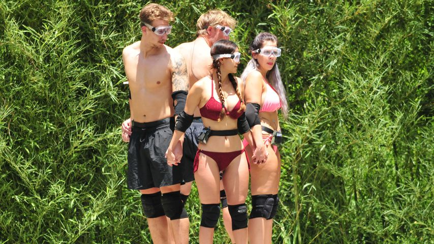 Erste Dschungelprüfung ohne Matthias: Camper holen 10 Sterne