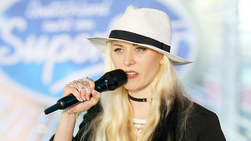 DSDS-Kandidatin Scarlett-Darleen Bock