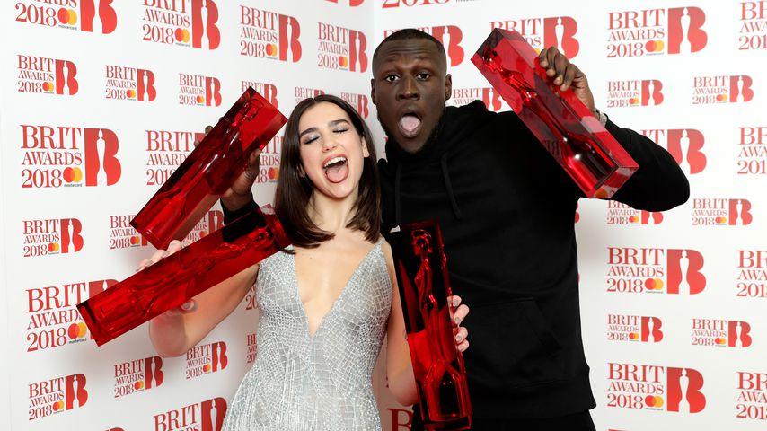 BRIT Awards 2018: Gleich 2 Mega-Abräumer des Abends!