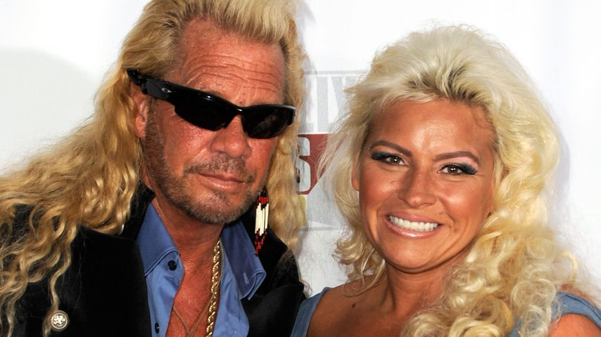 Duane und Beth Chapman in Los Angeles