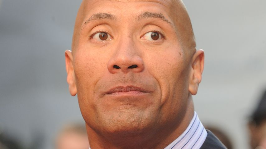 "Dwayne ""The Rock"" Johnson, Schauspieler"