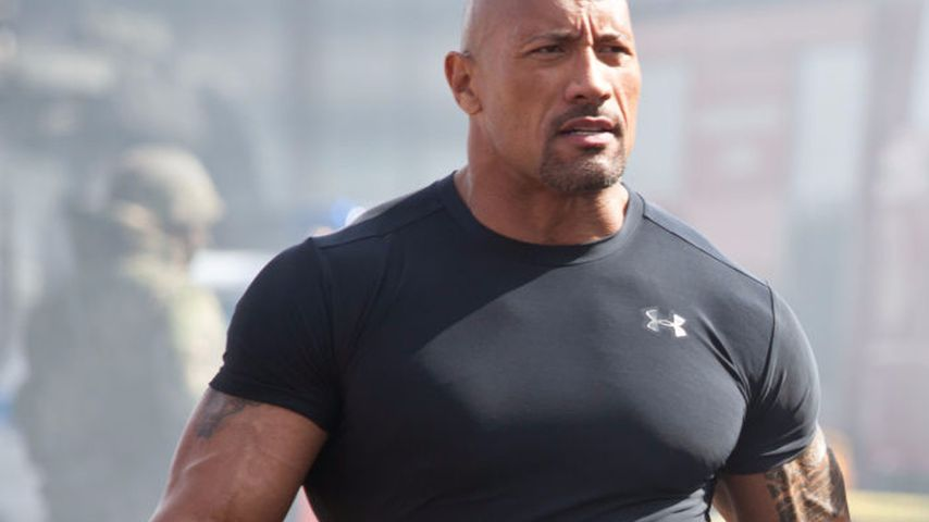 """The Rock"": So hart geht's am Set von ""Fast & Furious 8"" zu"