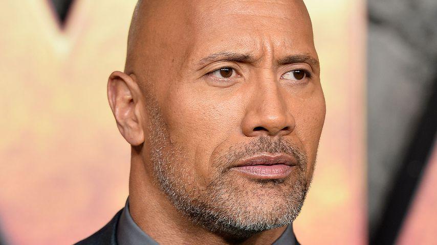 "Dwayne ""The Rock"" Johnson bei der Premiere von ""Jumanji: Welcome To The Jungle"""