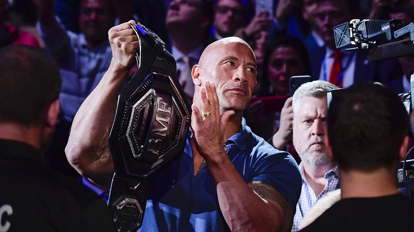 "Dwayne ""The Rock"" Johnson im November 2019 in New York"