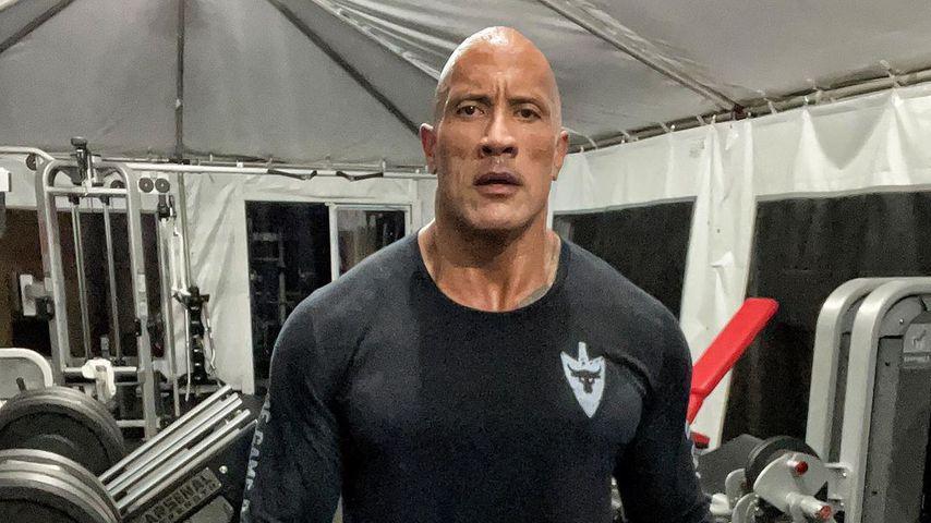 Für neue Bösewicht-Rolle: The Rock trainiert sogar nachts