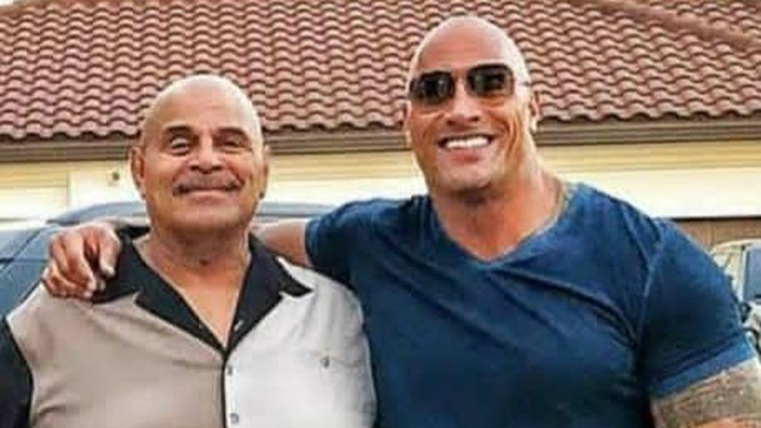 "Dwayne ""The Rock"" Johnsons Vater Rocky Johnson ist gestorben"
