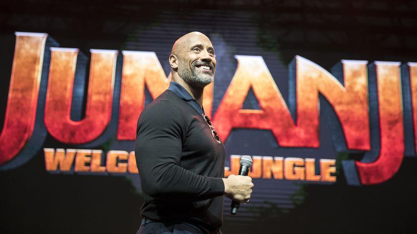 "The Rock freut sich: ""Jumanji"" geht in die dritte Kino-Runde"