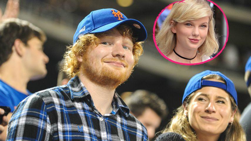 Wingman Taylor Swift: So verliebte sich Ed Sheeran in Cherry