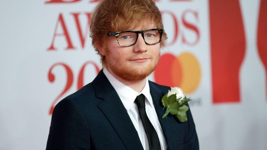 Superselten: Ed Sheeran spricht über sein Töchterchen Lyra
