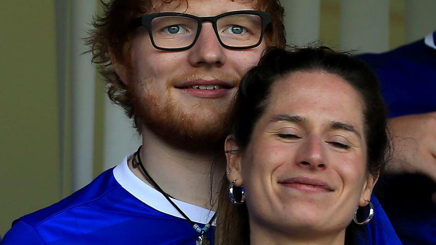 Ed Sheeran mit Cherry Seaborn