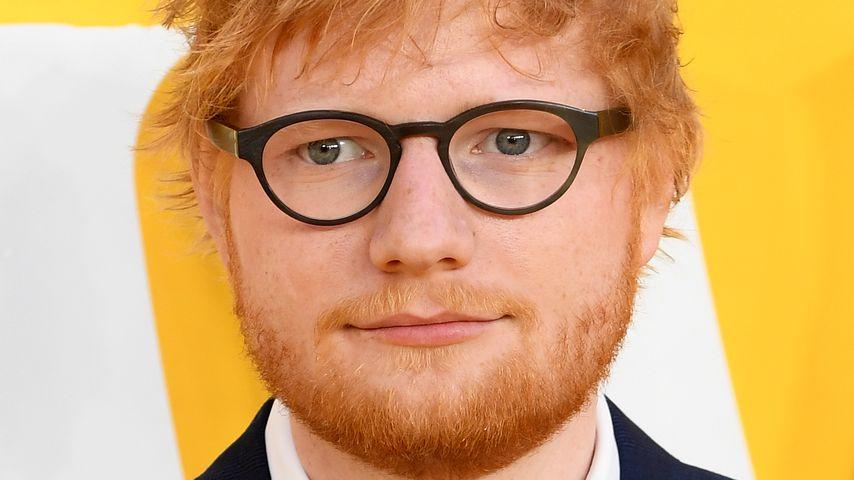 Sänger Ed Sheeran