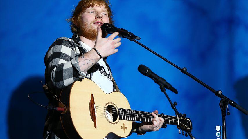 Popstar Ed Sheeran ist im College in Musik durchgefallen!