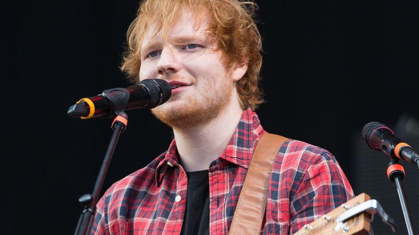 Ed Sheeran im Jahre 2014