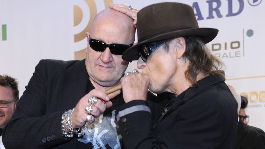 Eddy Kante und Udo Lindenberg, 2012