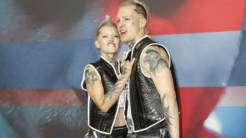 Edith und Eric Stehest in Berlin, März 2020