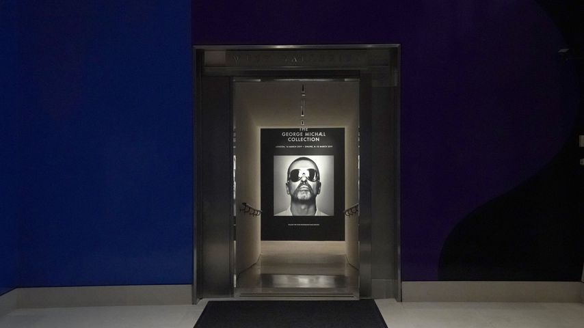 Die Christie's Ausstellung von George Michaels Kunstsammlung