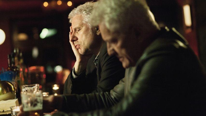 """Tatort""-Szene mit Miroslav Nemec und Udo Wachtveitl"