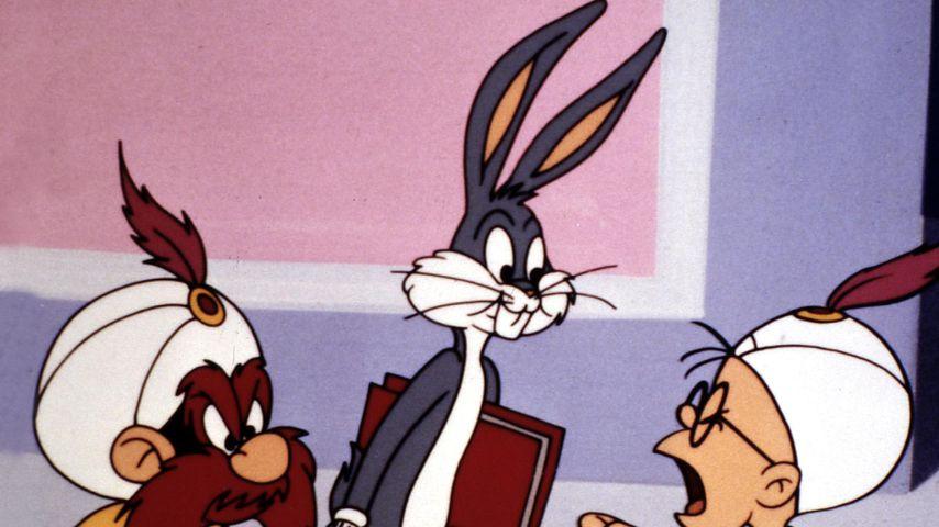 """Eine Szene aus """"Bugs Bunny - Märchen aus 1001 Nacht"""""""