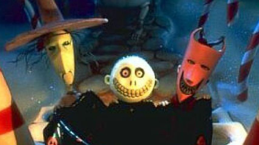"So kam Tim Burton auf ""Nightmare Before Christmas"""