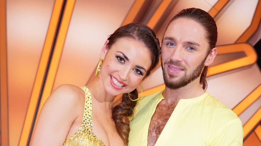 """Ekaterina Leonova und Gil Ofarim bei der 10. Staffel der RTL-Show """"Let's Dance"""""""