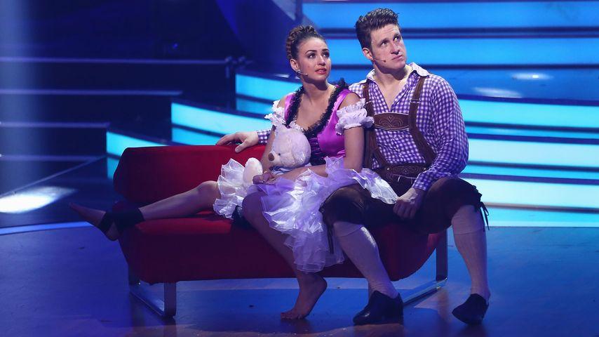 Verletzte Ekaterina: Matthias Steiner böse auf Tänzerin