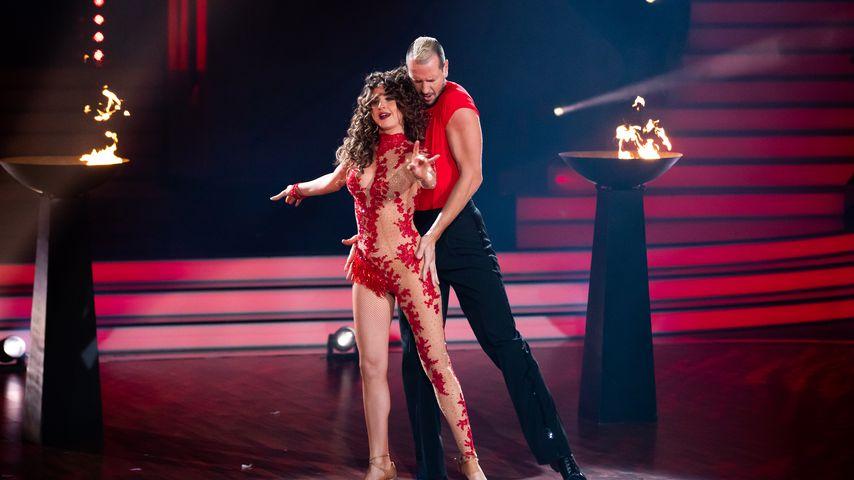 """Ekaterina Leonova und Pascal Hens bei """"Let's Dance"""" 2020"""