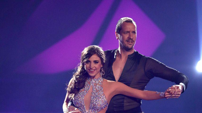 "Ekaterina Leonova und Pascal Hens in der vierten ""Let's Dance""-Liveshow"