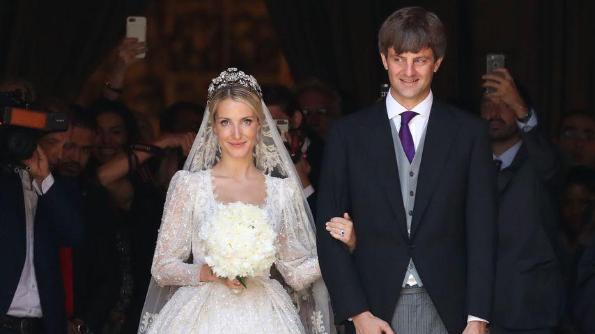 In zauberhaftem Kleid: Ekaterina sagt JA zu Prinz Ernst Jr.!