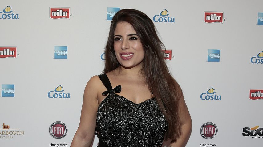 Ela Taş bei der Movie Meets Media 2014