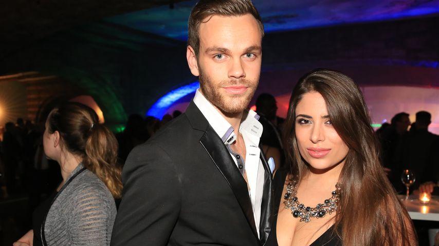 Ela Taş mit ihrem Freund
