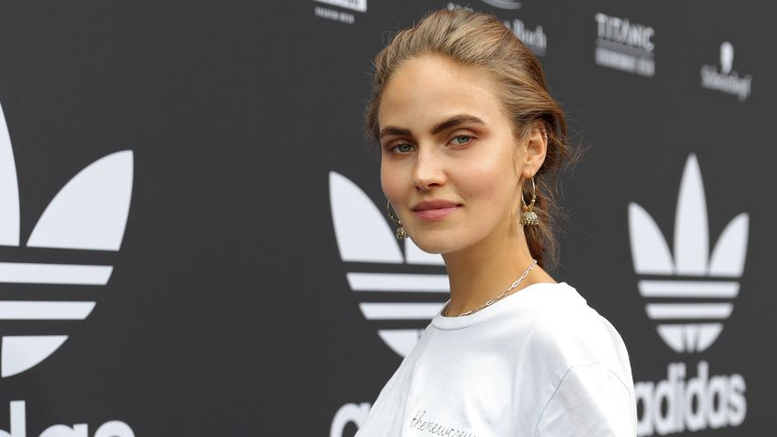 Elena Carrière bei der About You Fashion Week 2019