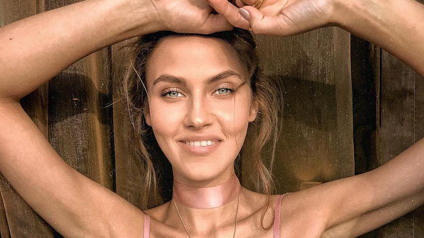 Trotz Body-Sorgen: Elena Carrière fühlt sich wohl wie nie