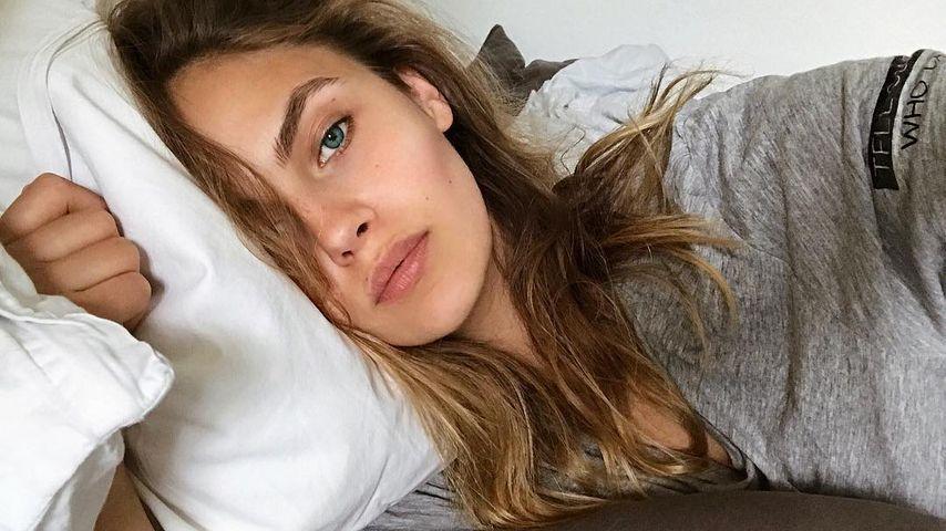 Echte Überwindung: Elena Carrière mit Sex-Szene im TV!