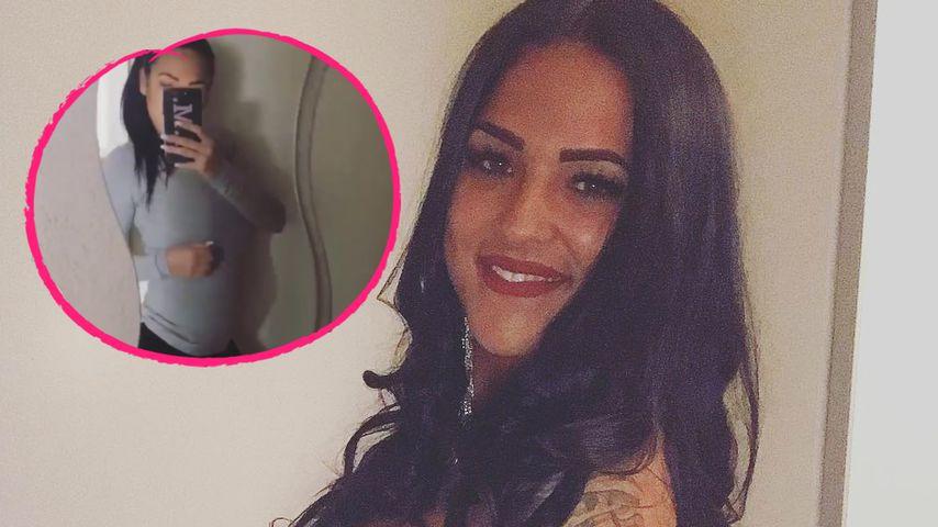 Elena Miras: Ihr Baby-Bauch ist plötzlich schon kugelrund!